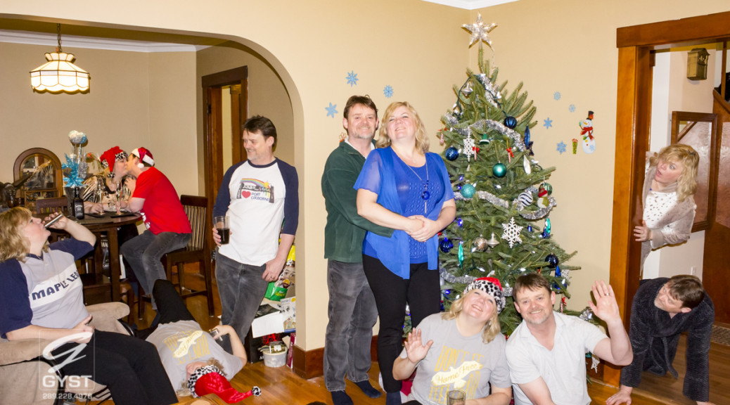 Merry Christmas from the Greens
