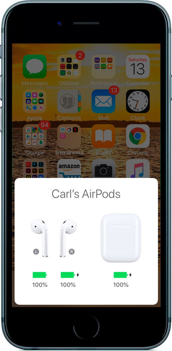 Carl's Air Pods