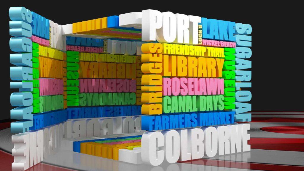 Port Colborne Cube