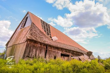 Barn - After editing