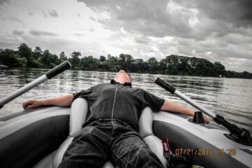 Carl resting