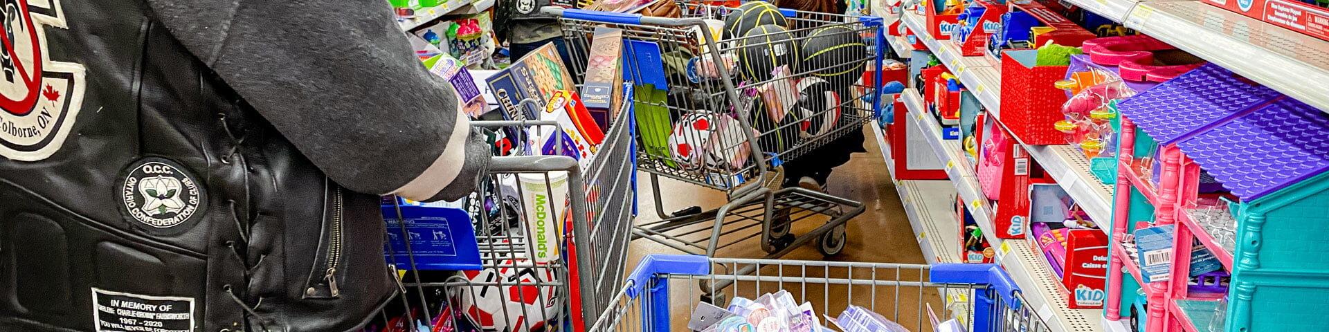 NBS Shopping Trip 2020